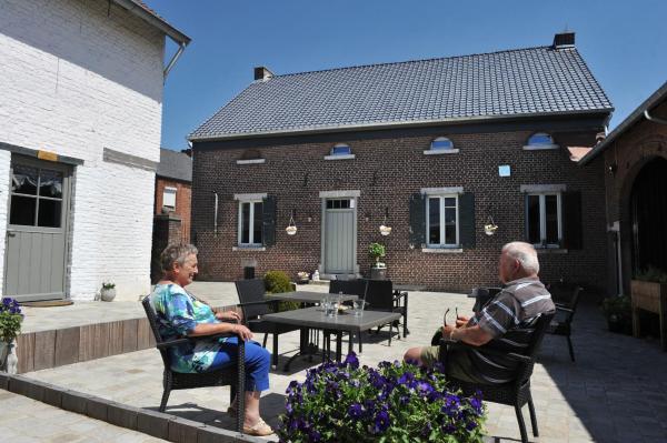 酒店图片: B&B Het Vuchterhof, Maasmechelen