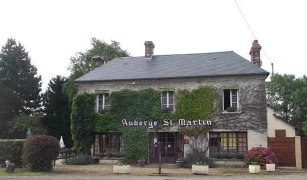 Hotel Pictures: Auberge Saint Martin, Surville