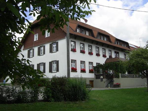Hotelbilleder: Gasthaus zum Schwanen, Ühlingen-Birkendorf