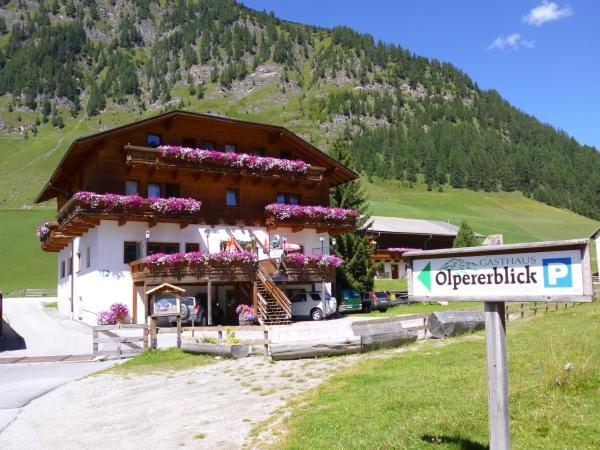 Hotelbilder: Gasthaus Olpererblick, Schmirn