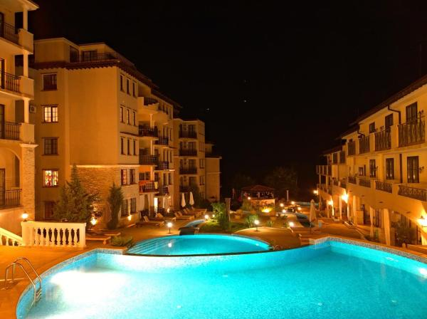Hotelbilder: Private Apartment in The Cliff Resort, Obsor