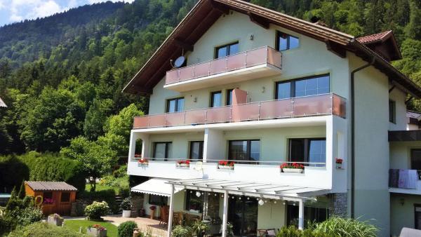 酒店图片: Gästehaus Tarmann, Annenheim