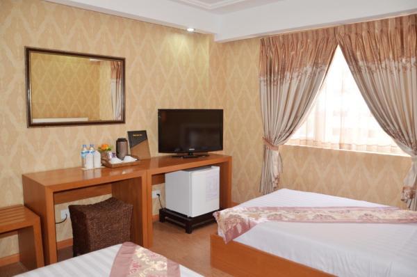 Royal Kan Kaw Suite Room