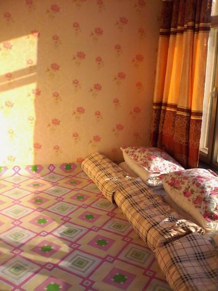 Quadruple Room with Kang Bed