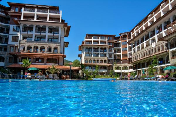 Fotos de l'hotel: OLYMP Apartcomplex, Sveti Vlas