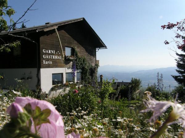 Fotos do Hotel: Hotel Garni Gästehaus Karin, Sankt Stefan im Lavanttal