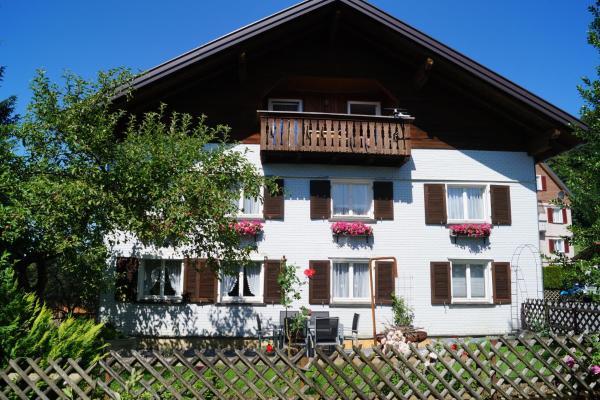 ホテル写真: Ferienhaus Lila, Hittisau