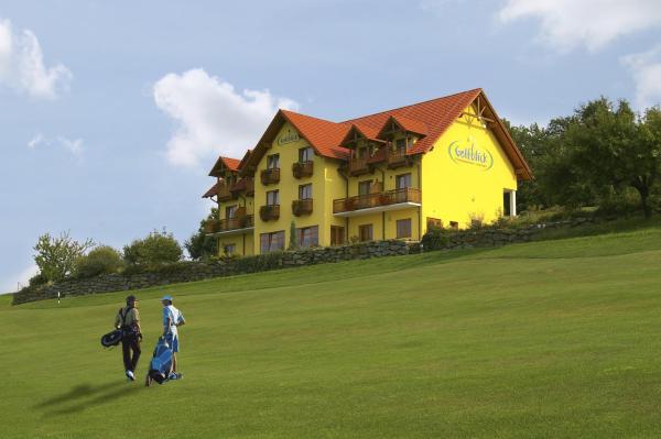 Fotografie hotelů: Golfblick Hotel Garni, Stegersbach
