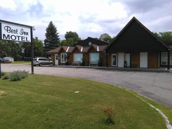 Hotel Pictures: Best Inn Motel, Smiths Falls