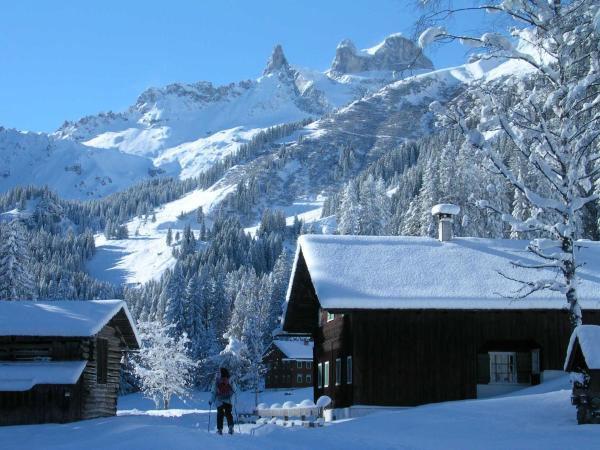 Hotellikuvia: Ferienwohnung Steber, Vandans