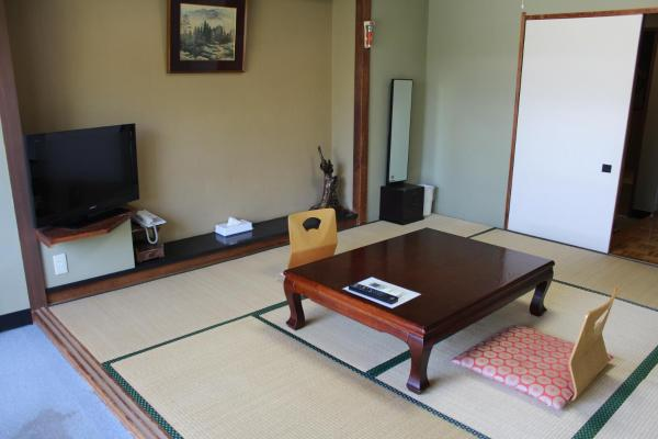 Japanese-Style Standard Room with Shared Bathroom - Non-Smoking