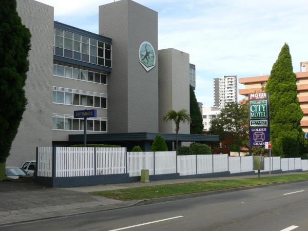 酒店图片: Parramatta City Motel, 悉尼