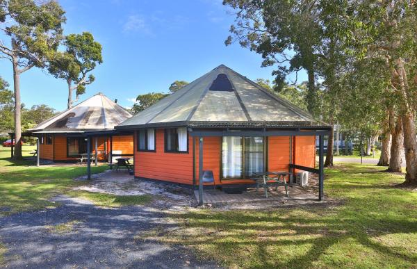 Fotos del hotel: Valla Beach Tourist Park, Nambucca Heads