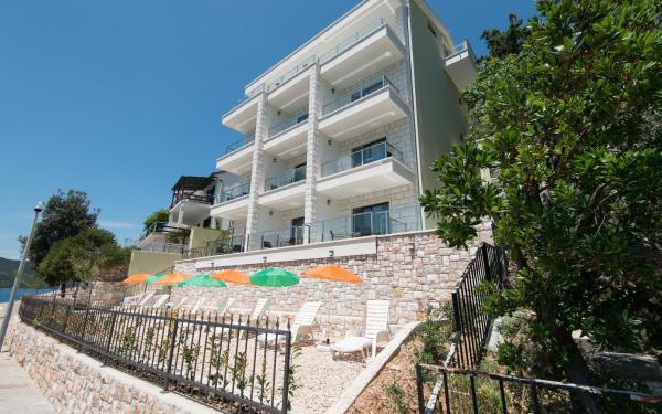 Fotos de l'hotel: Apartments Villa Luce, Neum