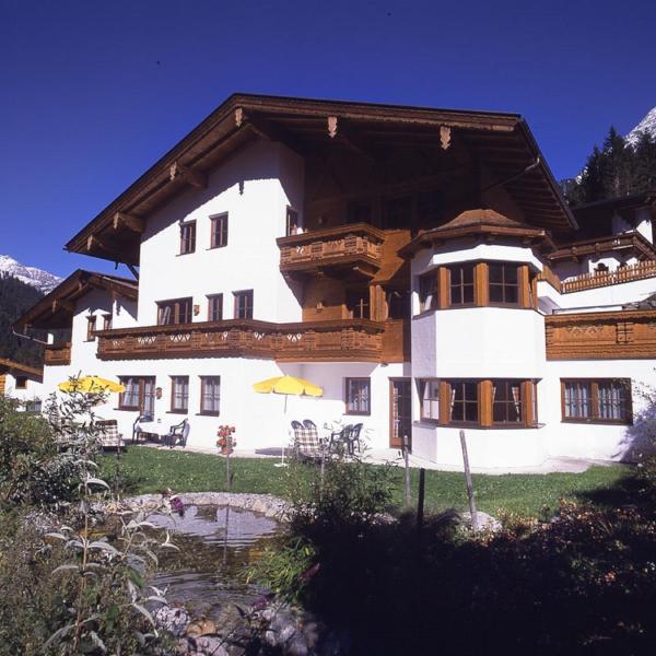 Hotelbilleder: Haus im Steingartl, Neustift im Stubaital