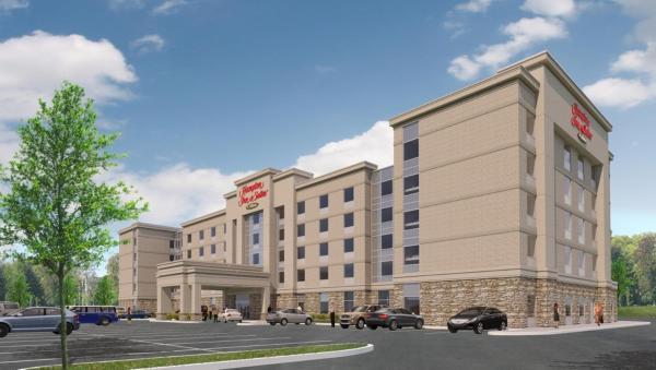 Hotel Pictures: Hampton Inn & Suites by Hilton St. John's Airport, St. Johns