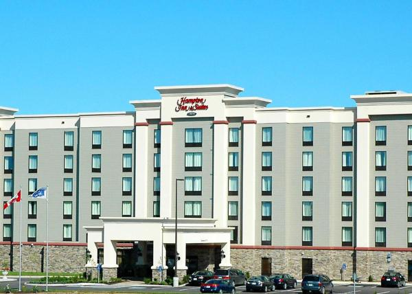 Hotel Pictures: Hampton Inn & Suites by Hilton Moncton, Moncton