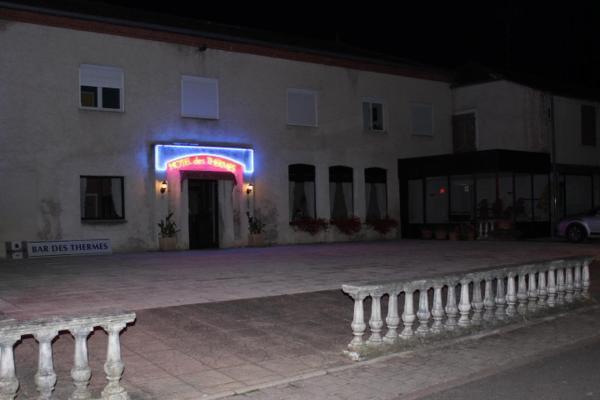 Hotel Pictures: Hotel des Thermes, Bourbonne-les-Bains