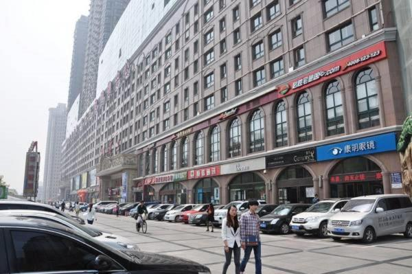 Hotel Pictures: Shijiazhuang Air Garden Happy Hotel-style Short-rent Apartment, Shijiazhuang