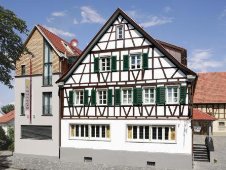Hotelbilleder: Gasthaus Rössle, Kirchheim unter Teck