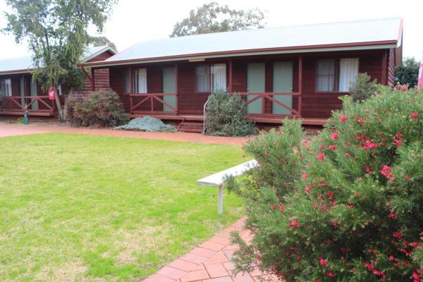 酒店图片: Aussie Cabins, 达博