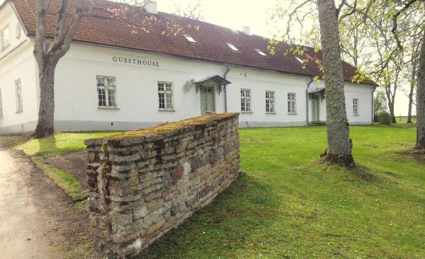Hotel Pictures: Palmse Manor Guesthouse, Palmse