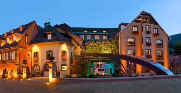 Hotel Pictures: Hostellerie Des Châteaux & Spa, Ottrott