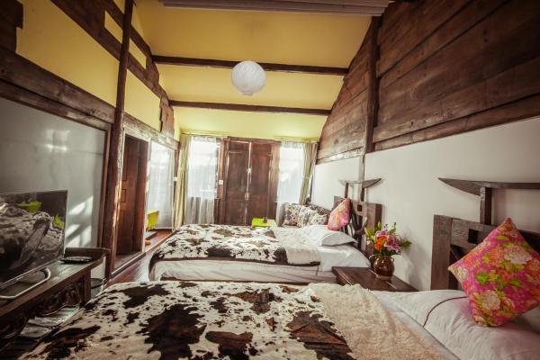 Second Floor Twin Room