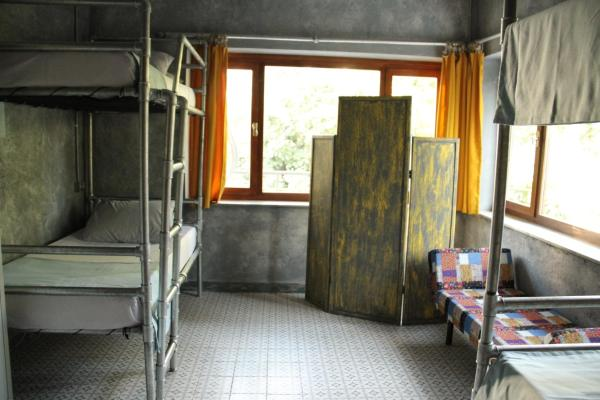 Bed in 6-Bed Mixed Dormitory Room - Ground Floor