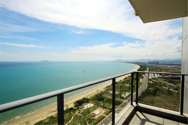 Mainland Chinese Citizens - Superior Two-Bedroom Apartment with Sea View and Living Room