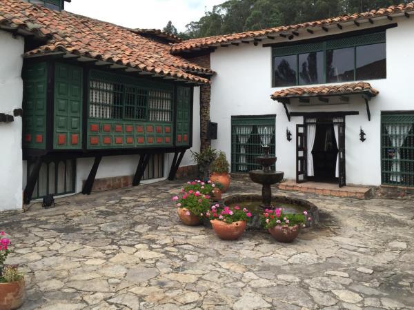 Hotel Pictures: Hostería San Luis de Ucuengá, Nobsa