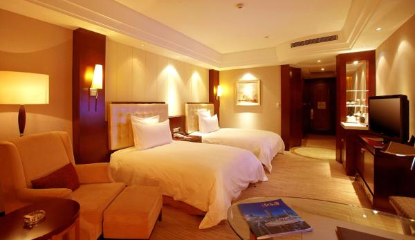 Deluxe Twin Room - A