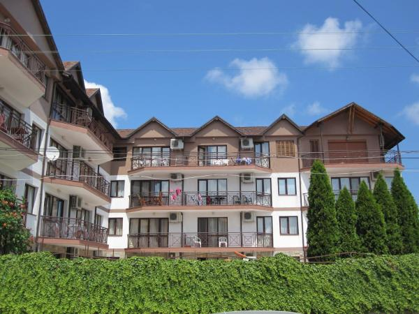 Fotografie hotelů: Templum Yovis Apartments, Byala
