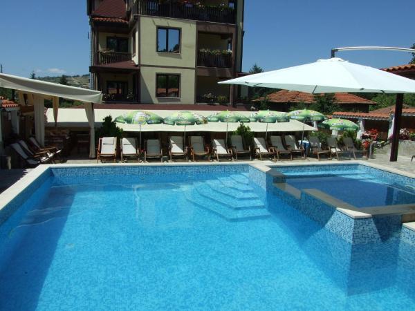 Hotelbilleder: Mitiova Guest House, Strelcha
