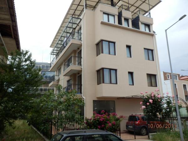Zdjęcia hotelu: Flowers Apartments, Nesebyr