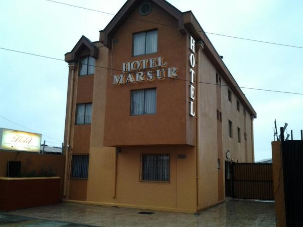 Фотографии отеля: Hotel Mar Sur, Talcahuano