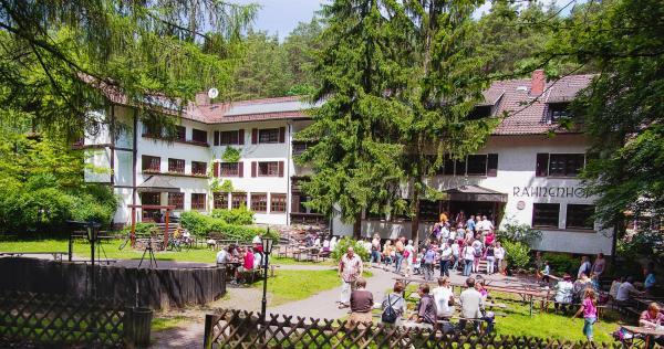 Hotelbilleder: Naturfreundehaus Rahnenhof, Carlsberg