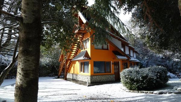 Zdjęcia hotelu: Apart De La Plaza, Villa La Angostura