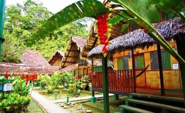 Hotel Pictures: Yacuma Ecolodge, Sunimón