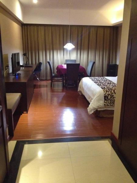 Deluxe Double Room with Mahjong