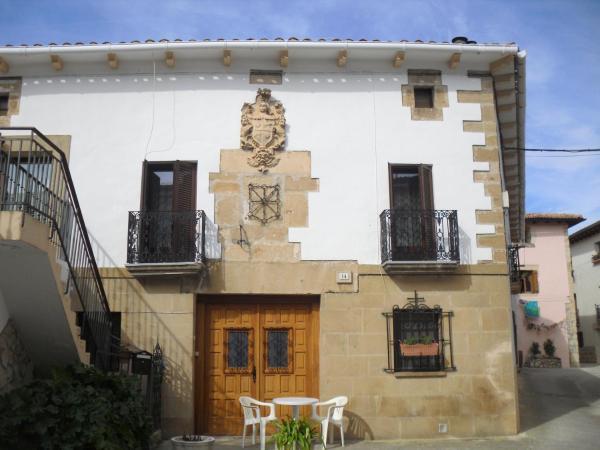 Hotel Pictures: Casa Rural Laguao, Abárzuza