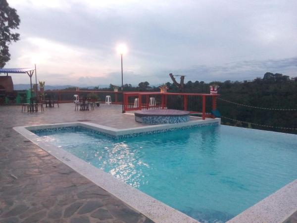 Hotel Pictures: Finca Hotel El Turin, Montenegro