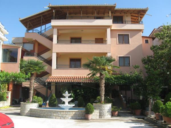 Hotellikuvia: Villa Demiri, Sarandë