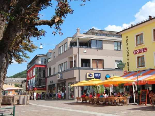 ホテル写真: Appartements Tamino, シュラートミンク