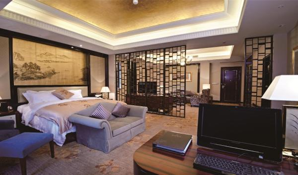Executive Double Room with Garden View