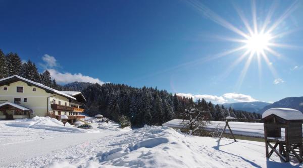 Fotografie hotelů: Alpenpension Unterschlag, Annaberg im Lammertal
