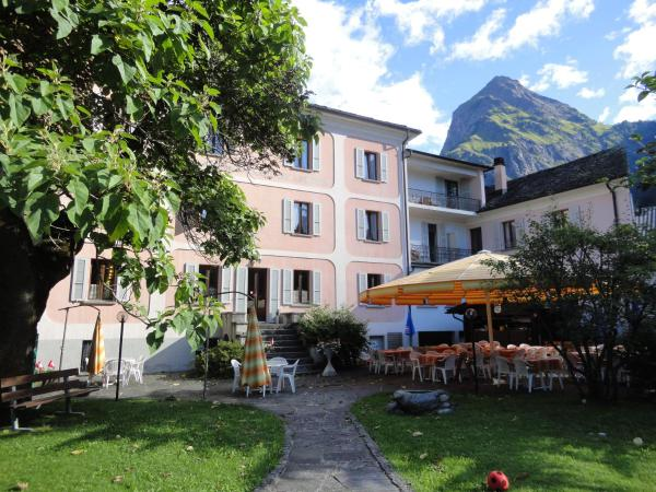 Hotel Pictures: , Olivone