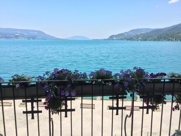 Foto Hotel: See-Hotel Post am Attersee, Weissenbach am Attersee