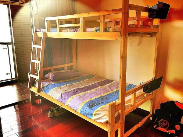 Mainland Chinese Citizen - Bed in 8-Bed Dormitory Room