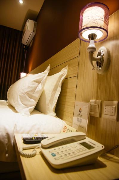 Hotelbilder: Tiandi Renhe Business Hotel Jinan Quancheng Square, Jinan